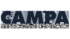 pilaantumisen valvontapallot Watergate logo CAMPA