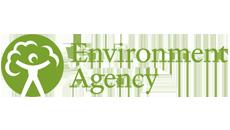 pilaantumisen valvontapallot Watergate logo environment agency