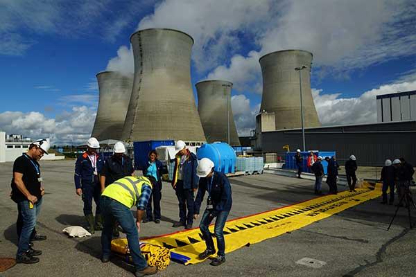 Tulvasuojaus EDF WaterGate