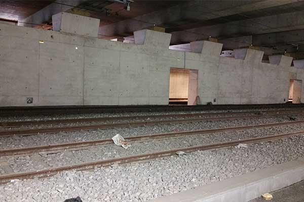 Tulvapato RER C SNCF