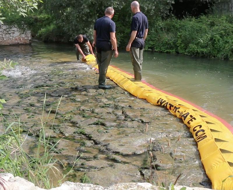 Kuinka kuivata jokikynnys 3 minuutissa!