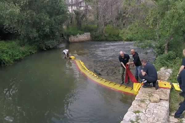 Kuinka kuivata jokikynnys 3 minuutissa! Malli WL-06 integroidulla liitäntälaitteella.
