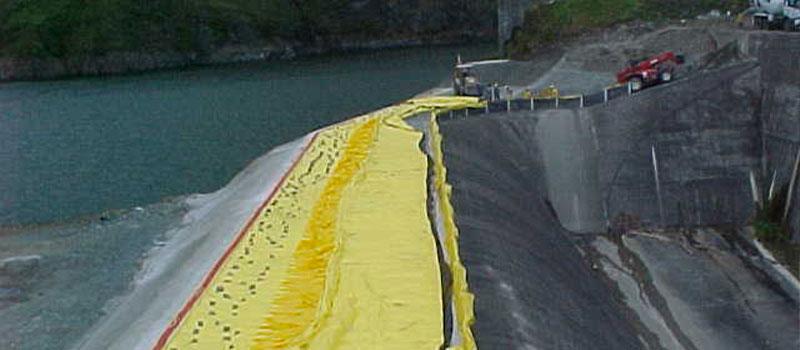 Fortunan pato Panama | Vesivoiman padon läpiviennin korkeus.